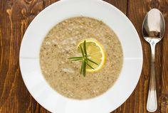 Milestone's Roasted Mushroom Soup - The Cookie Writer