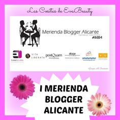 I Merienda Blogger Alicante!!!! #lascositasdeevabeauty #postquam #elisabethllorca #stageline #vitaliberata #blogger #beautyblogger #beautyblog #blog #blogs #evento #eventoblogger #maquillaje #makeup #belleza #beauty