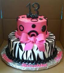 zebra striped cakes - Google Search