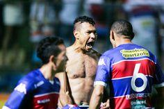 Com gol de Cássio nos acréscimos, Fortaleza bate o São Benedito no PV #globoesporte