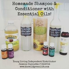 Alright, I've been DIY-ing again! I've been excited to try making my own homeade shampoo and conditioner ever since I got my oils months ago, and I finally got around to it this morning.… Continue reading →
