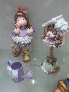 Resultado de imagem para bonecas grande fofuchas em biscuit