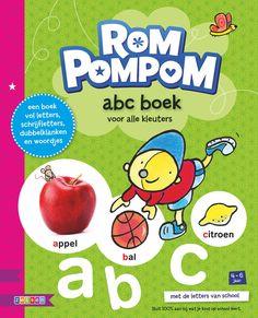 Rompompom abc-boek | De Rompompom-spelletjes sluiten aan bij Schatkist, ook hier staat de pop Pompom centraal. De spelletjes willen de ontwikkeling van taal, lezen, rekenen en sociaal-emotionele vaardigheden stimuleren.