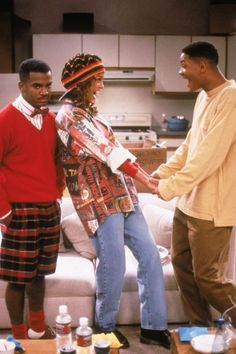 The Fresh Prince of Bel-Air added a new photo. Will Smith, Fresh Prince, Prinz Von Bel Air, Jealousy Is A Disease, Princes Fashion, Ropa Hip Hop, Air Photo, Hip Hop And R&b, 90s Aesthetic
