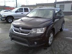 2011 Dodge Journey SXT / Price:$22,995;  Exterior:Black;  Interior:Black;  Mileage:33342km