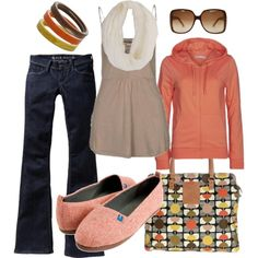 cute & cozy, created by htotheb on Polyvore