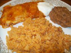Creative Spice: Yummy Mexican Restaurant Rice
