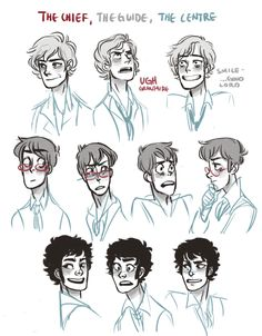 Fanart sketches les miserables Enjolras courfeyrac les amis de l'abc Combeferre courfeyrac looks like grantaire i'm sorry FRUSTRATE (also: 2000+ notes on that last post! wow!  y'all are crazy! )
