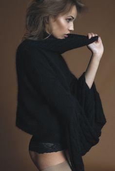 #moda #fashion #druty #dzianina #handknitting #kobieta #woman #look #szymanska