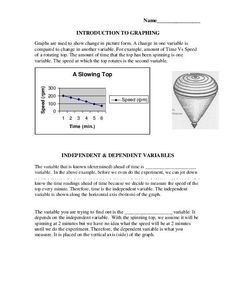 TeacherLingo.com $4.00 - Four page packet that teaches students all about graphing.