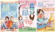 2 sets of the complete Ava & Pip series