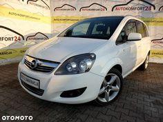 Opel Zafira bezwypadek z gwarancja jak nowa*gaz*Turbo*Zafira B - 1