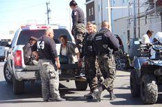 Con porciones de heroina detienen a pareja en la colonia Centro   El Puntero