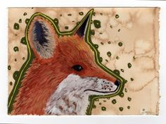 Day 295. Foxy  -  Graham Franciose