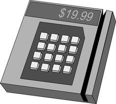 Card Readers Are for Credit and #Security- Card readers are a secure way to lock doors or complete customer #transactions. Much of the related technology is the same and has been used in many businesses. Keep a collection of ideas for improving the tech at your company.
