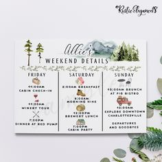 Ski Trip Weekend Itinerary Invitation // Ski lodge // Snow Bachelorette Party // Cabin Crew – Invitation Ideas for 2020 Bachelorette Itinerary, Bachelorette Party Planning, Bachelorette Weekend, Bachelorette Party Invitations, Wedding Invitations, Girls Weekend, Girls Night, Mo S, Maid Of Honor