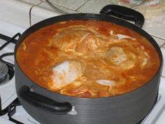Pollo Curry Mumbai- Comida Indu.