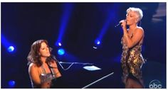 Duet Of 'In The Arms Of The Angel' By Sara McLachlan And Pink Is Absolutely Mesmerizing - NewsLinQ