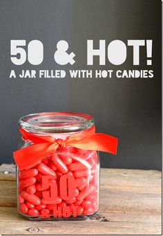 50th Birthday Gift Ideas | DIY Crafty Projects