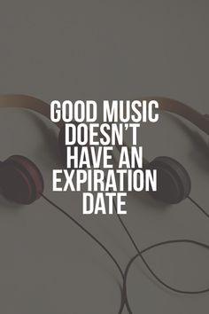 That's so true.