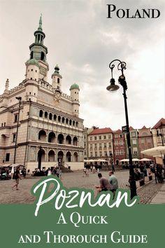 Pretty Poznan, Poland | Visit Poland | Visit Poznan | Poznan City Guide | Poznan Travel Guide - California Globetrotter