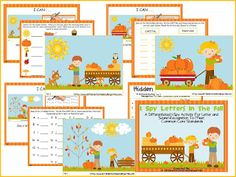 Differentiated Letter/Sound I-Spy Aligned to Common Core  A Differentiated Kindergarten