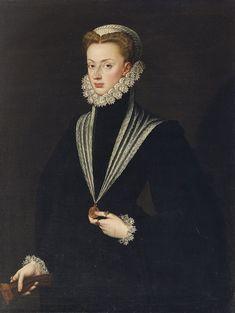 Juana de Austria (Madrid; 24 de junio de 1535 - Monasterio de El Escorial; 7 de septiembre de 15731 ); princesa de Portugal por matrimonio.Casou com Joao Manuel de Portugal.