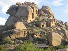 The Boulders, Carefree Arizona