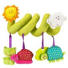 Babies'R'Us Car Seat Spiral Toy
