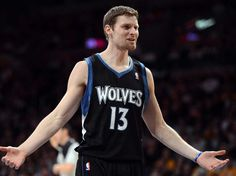 An NBA player who has made $45 million got traded 3 times in 25 hours Luke Ridnour  #LukeRidnour