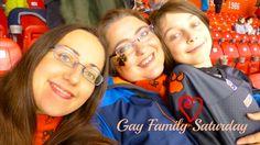 Gay Family Saturday = Sport + Food + Football = FUN | By Victoria Paikin...