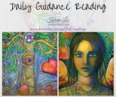 Spiritual guidance reading for Friday 29 July 2016. Choose the image you are drawn to the most then visit the website to read your message! ♡