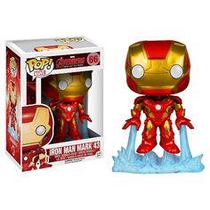 Funko POP! Avengers 2 - Iron Man