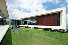 Galeria de Casa de Ar & Vidro / López Montoya Arquitectos - 1
