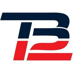 Well apparently Tom Brady just got his own personal logo: It's supposed to cleverly include his initials and jersey number but I think it'. Patriots Fans, Patriots Football, Tom Brady Logo, Ricky Hatton, Gs Logo, Tom Brady And Gisele, Go Pats, Sports Baby, Boston Sports