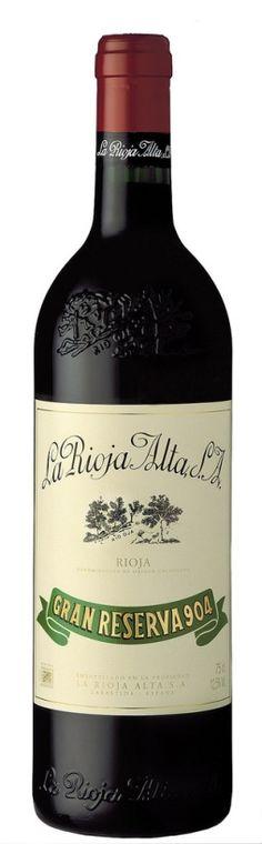 Rioja Alta Gran Reserva 904 2000