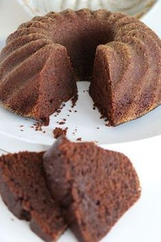Saftig mjuk chokladkaka Best Dessert Recipes, Fun Desserts, Baking Recipes, Cookie Recipes, Chocolat Cake, Swedish Recipes, Swedish Foods, Love Food, Nutella