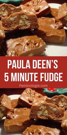 Classic 5 Minute Fudge Recipe ! -
