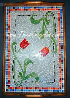 Bandeja en Mosaico