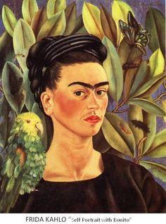 Frida Kahlo - Bonito