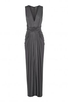 Sheike Allure Maxi Dress - Black