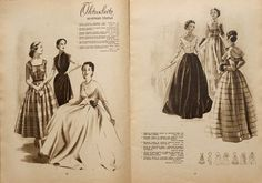 История и современность - Советско-эстонская мода 1956 года