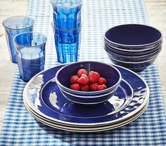Navy Cambria Tableto