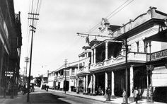 Main Road, Claremont, Cape Town 1905   Flickr - Photo Sharing!