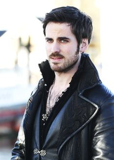 I've never cared much for Captain Hook...until I started watching Once Upon a Time.