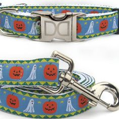 Boo-tiful Adjustable Dog Collar