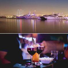 Η κατάλληλη ώρα στο κατάλληλο μέρος για να απολαύσεις ένα απογευματινό ποτήρι κρασί στην απέραντη θέα.  Boss Exclusive Bar by Mare Marina Mοναδικές απολαύσεις σε έναν χώρο υψηλής αισθητικής!...