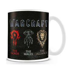 Caneca Warcraft