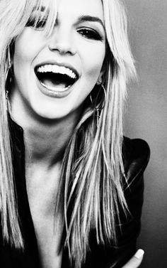 Britney Spears. {admit it, you've danced with her songs!}