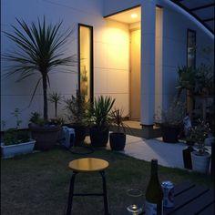 asd5HGさんの、玄関/入り口,照明,植物,庭,雑貨,ガーデニング,西海岸,カリフォルニアスタイル,西海岸インテリア,植物のある暮らし,のお部屋写真